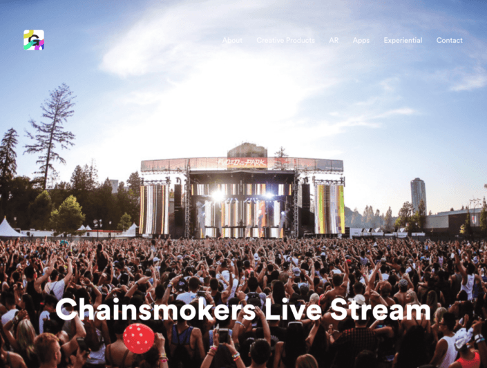 Generate Creative x Chainsmokers Festival