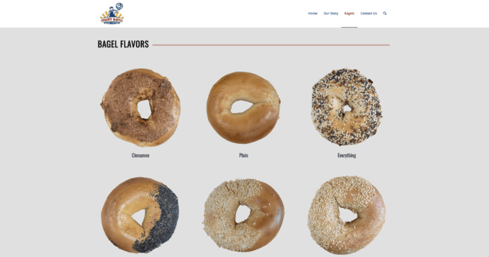 Mount Royal Bagel Factory Bagel Page