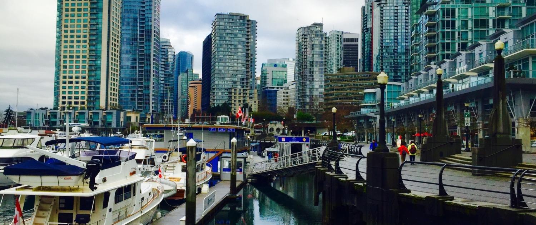 Coal Harbour, Vancouver